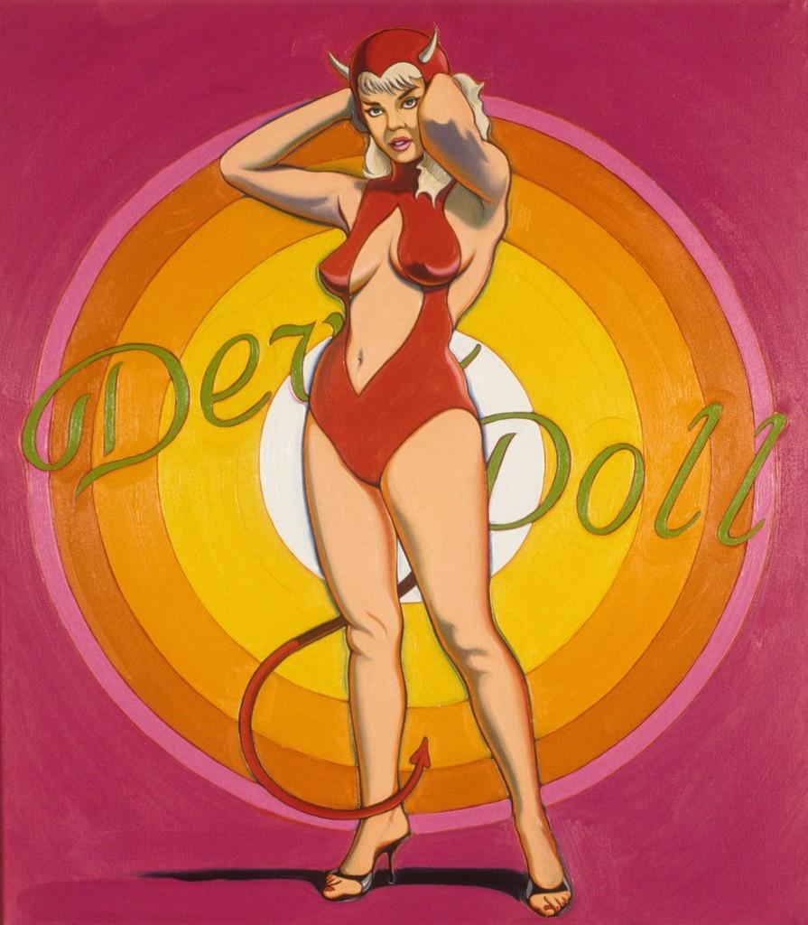 """Devil Doll,"" 1963."