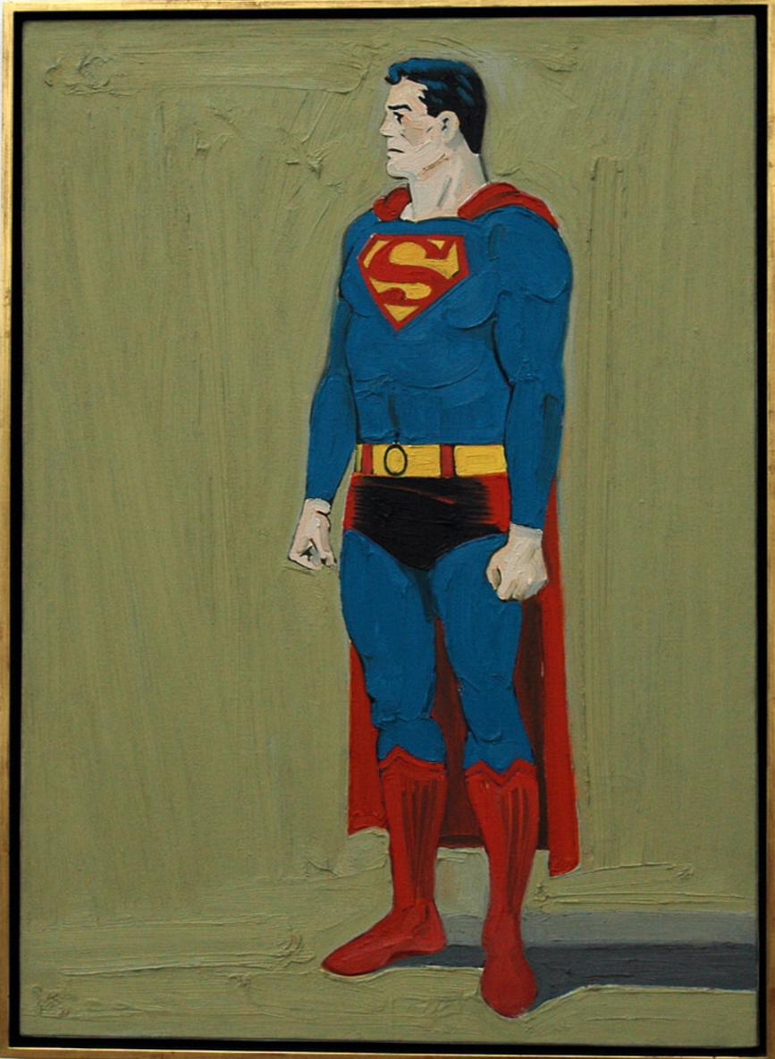 """Superman,"" 1962."