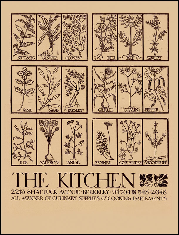THE KITCHEN, 1968