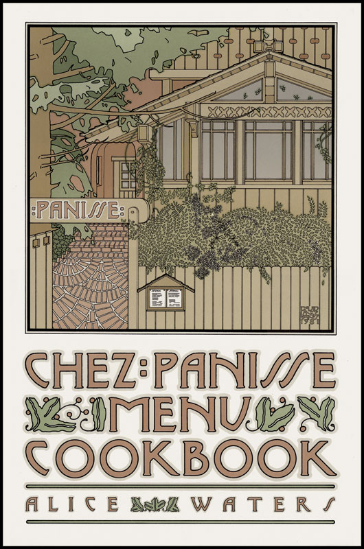 CHEZ PANISSE MENU COOKBOOK, December 6, 1981