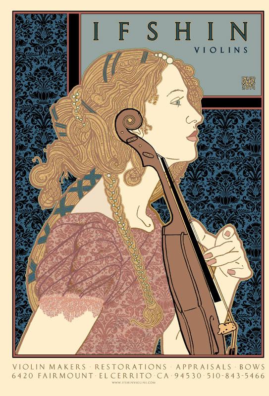 Ifshin Violins, June 23, 2014