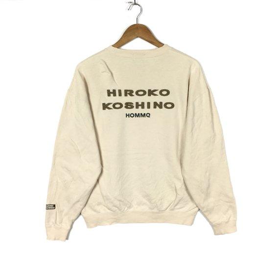 Vintage Hiroko Koshino Homme sweatshirt $30