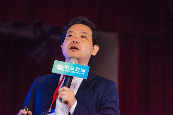 日本公益創投網絡 AVPN 的影響力評估專家 Ken Ito。來源:社企流