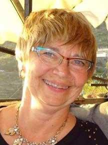 Pastor Maggie Novak