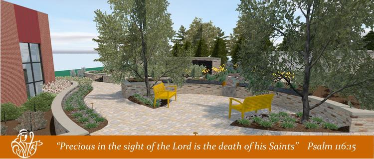 Update: Columbarium And Memorial Garden