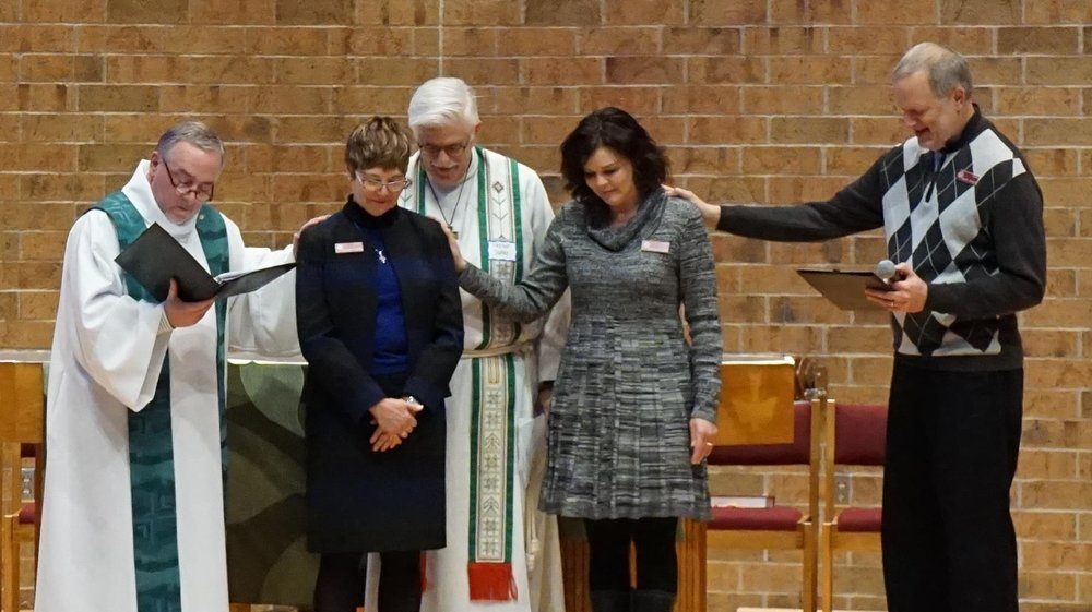 Farewell and Godspeed, Pastor Maggie!