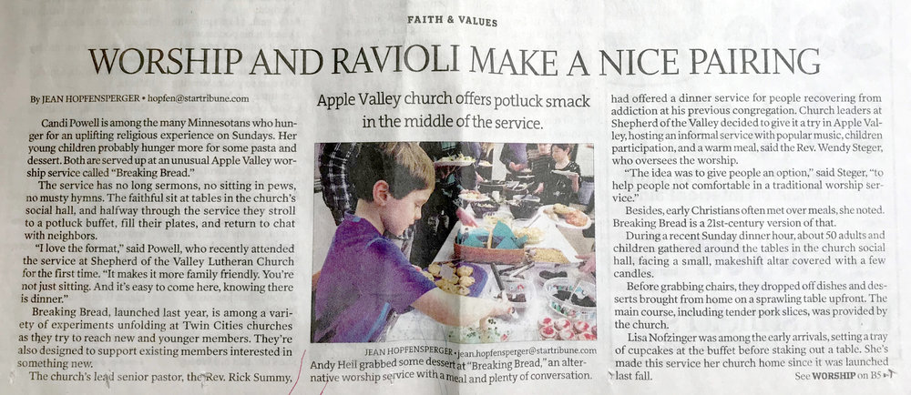 Breaking Bread article in Star tribune.jpg