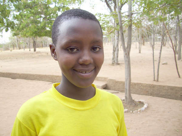 Meet Asia Kilelii, a Maasai girl from Mahove.