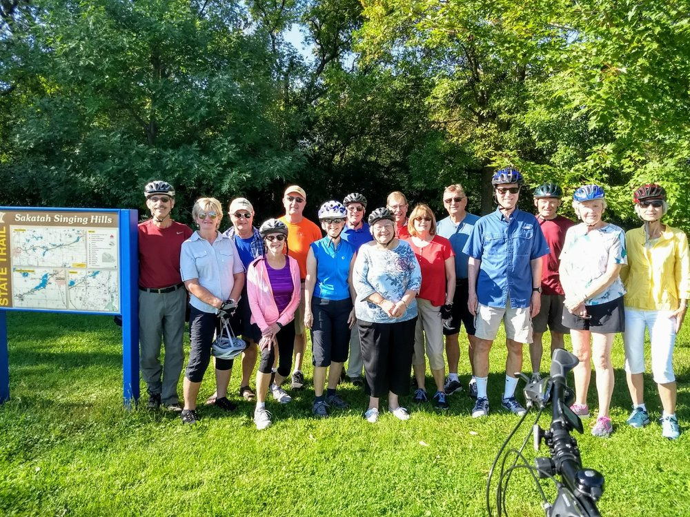 Sakatah Singing Hills State Trail - 9/11/18
