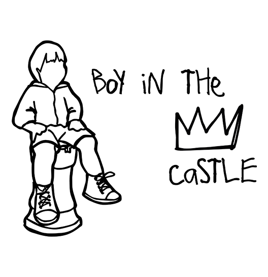 BOY IN THE CASTLE