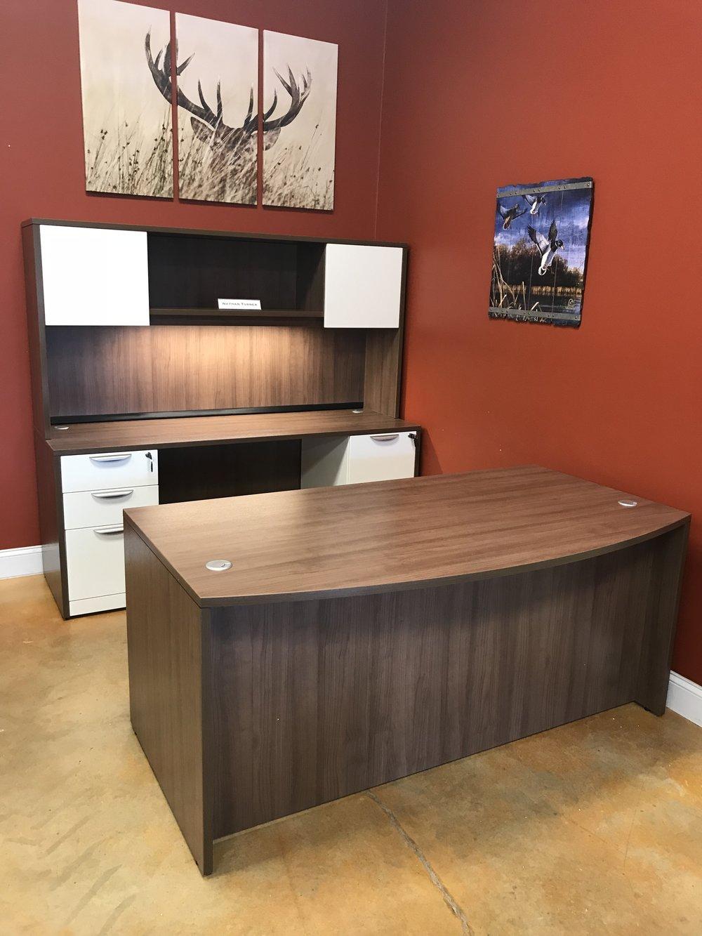 Desks and Credenzas