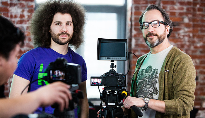 Jared Polin and Todd Wolfe from FroKnowsPhoto RAWTalk
