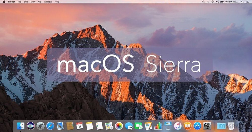 Mac OS Sierra coming this fall and Siri is coming to the desktop
