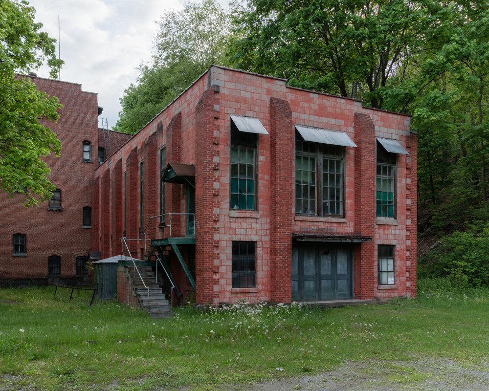 Lonaconing Silk Mill - Lonaconing, Maryland