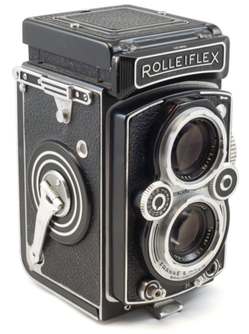 Rolleiflex 3.5 - The