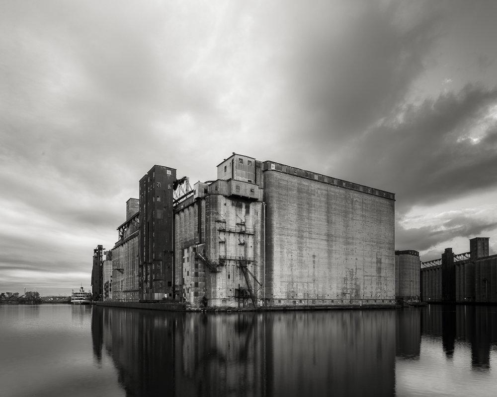 silo city -