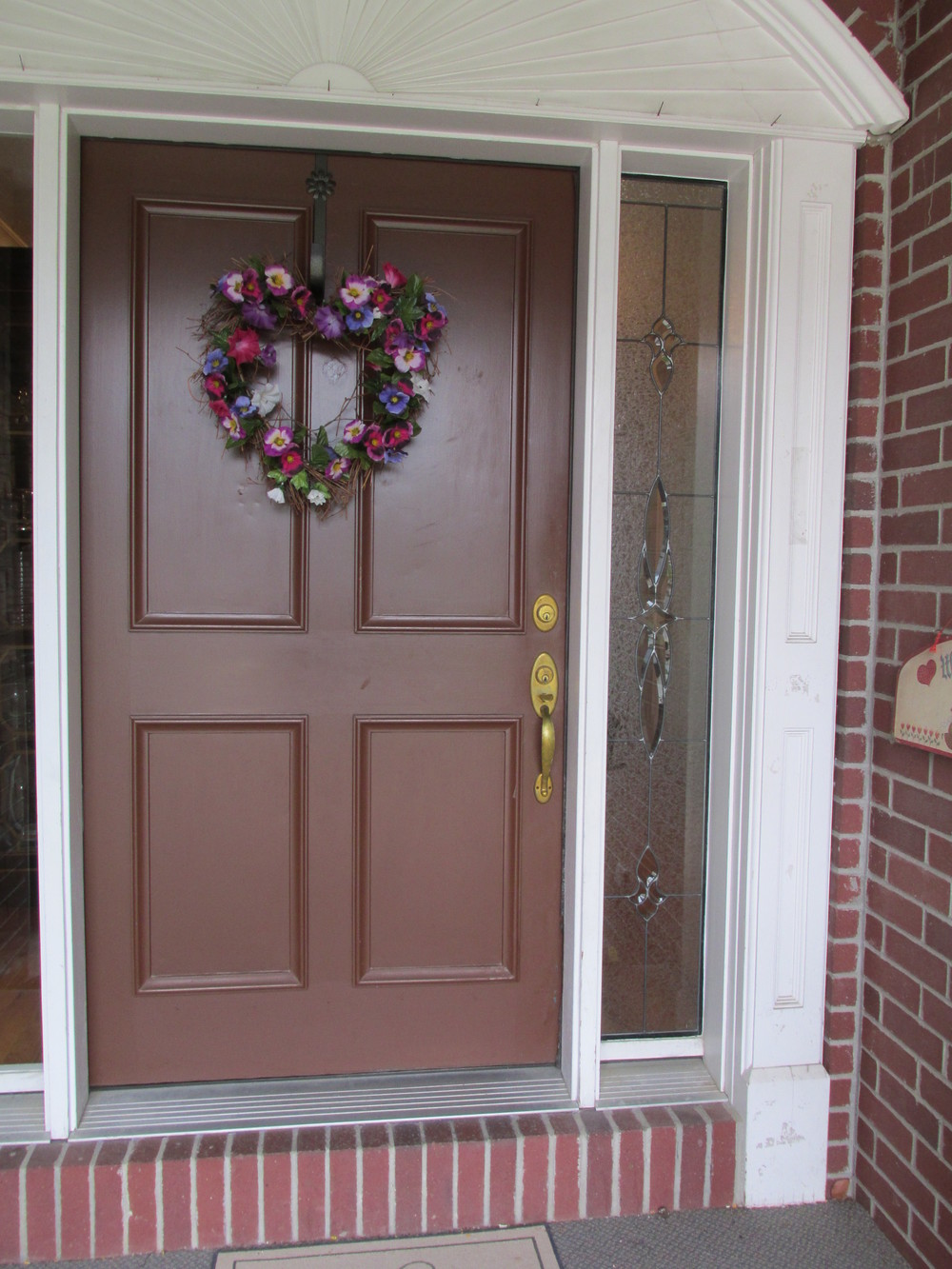 Door 4 Outside
