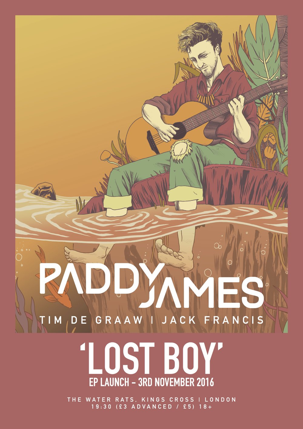 Paddy James EP Launch Poster.jpg