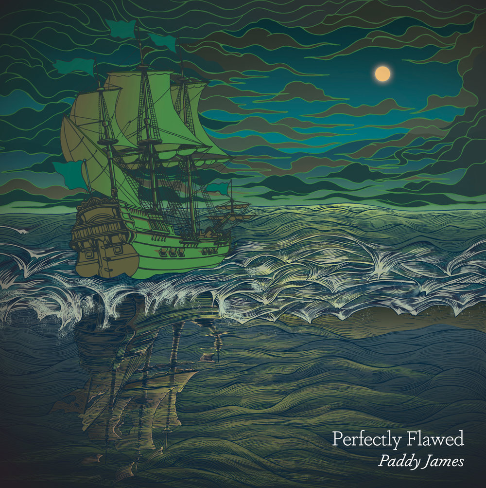 Perfectly Flawed - Paddy James