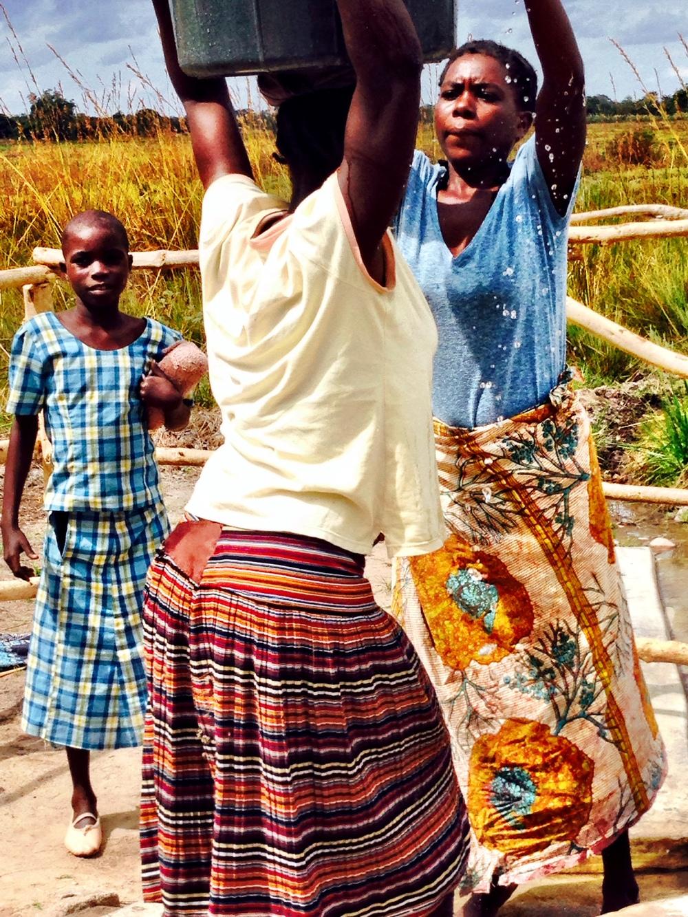 Malawi, Africa (2014)