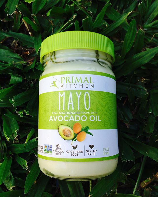@primalkitchenfoods such a good example of how with a few simple ingredient swap outs, foods you love can remain nutritionally sound. . #nomorepuffas #avocadooil #primalkitchen