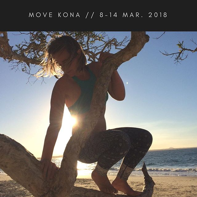 🌴M O V E • K O N A 2018 : registration now open! . Spend 5 physical days with us immersing yourself in our movement culture in the epic, contrasting, wild, yet life-giving island of Kona, Hawaii. Through the lens of movement, we'll experience some of the most spectacular scenes the world has to offer - interacting with nature through our physicality. . March 8-14, 2018 . More info & bookings via link in profile. . #movementculture #naturalmovement #movementecology #movementarts #movementnaturals #moveyourdna #kona #hawaii  #barefoot #nature #immersion #retreat #workshop #physicalcultivation #selfcultivation #physicalculture #bodyconnection