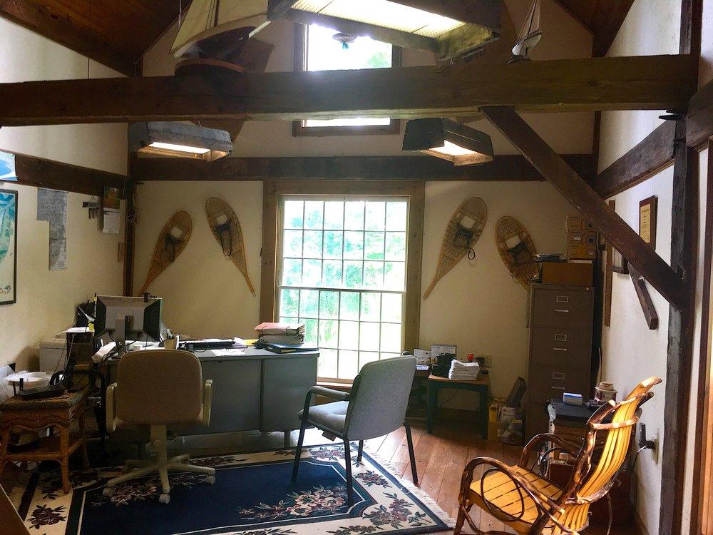 Office /  Lower Bedroom