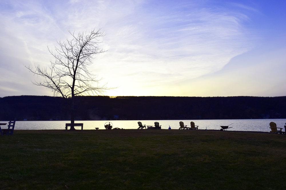 Sarah Welch, Keuka Lake Property, 780 E Lake Rd, Keuka Sunset.jpg