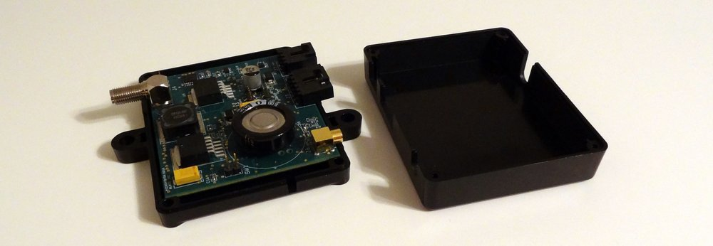An example of a simple injection molded clamshell housing (via partsnap)