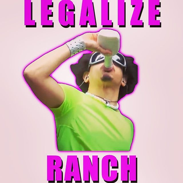 Sup brotendos! Have a killer 8/40 🤙 #ranchitup #legalizeranch #ranchmebrah
