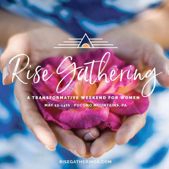 Hey Mamas (and those who love them)! This is an AMAZING opportunity for self-care over Mother's Day weekend! The Rise Gathering is a weekend for women designed to promote personal growth, enhance overall well being and inspire connection. @risegatherings is offering $50 off of their tickets for friends of @mamasaidphl! Use the code MAMASAID at check out. They also offer a discounted package for mothers and daughters to participate together! Visit their website (link in bio) to see all of the incredible workshops, entertainment, and delicious, nourishing meals offered in a beautiful, peaceful setting!