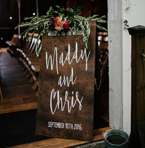 CHRIS + MADDY | ARTFULLY WED