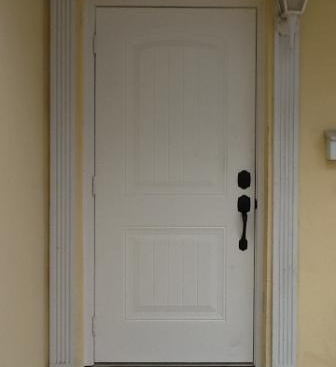 Hurricane Impact Doors>>