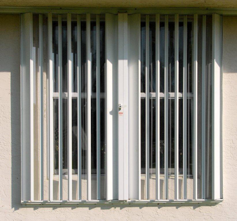 Accordion Shutters  >>