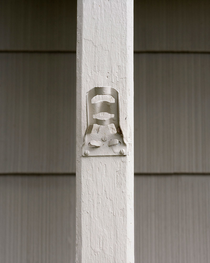 "Title: 4534B-19617 (flag pole), Archival pigment print, 16x20"", 2008"