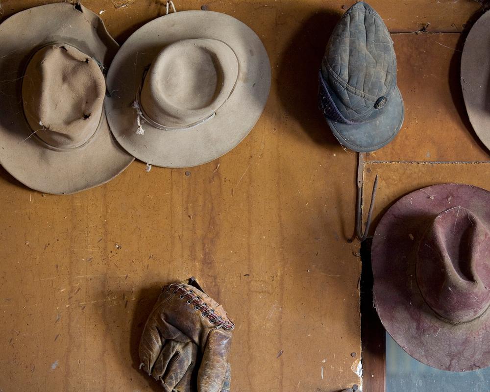 """Title: 5085D-19617 (hats), Archival pigment print, 20x16"""", 2008"""