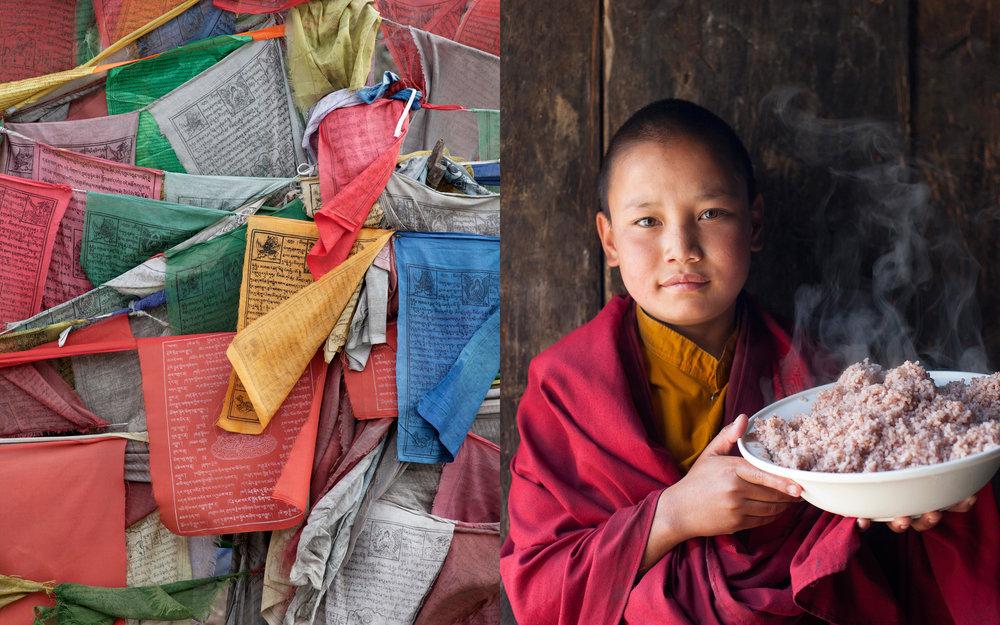 Photographs in Bhutan by Kevin J. Miyazaki