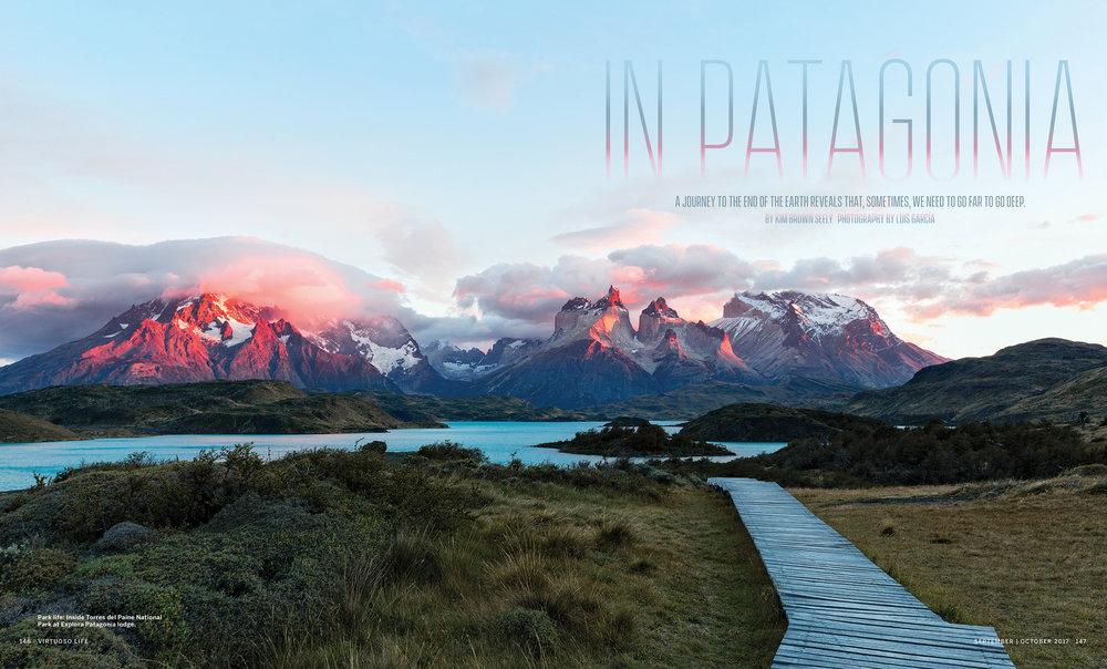 Art direction and design by Korena Bolding Sinnett, photograph by Luis Garcia