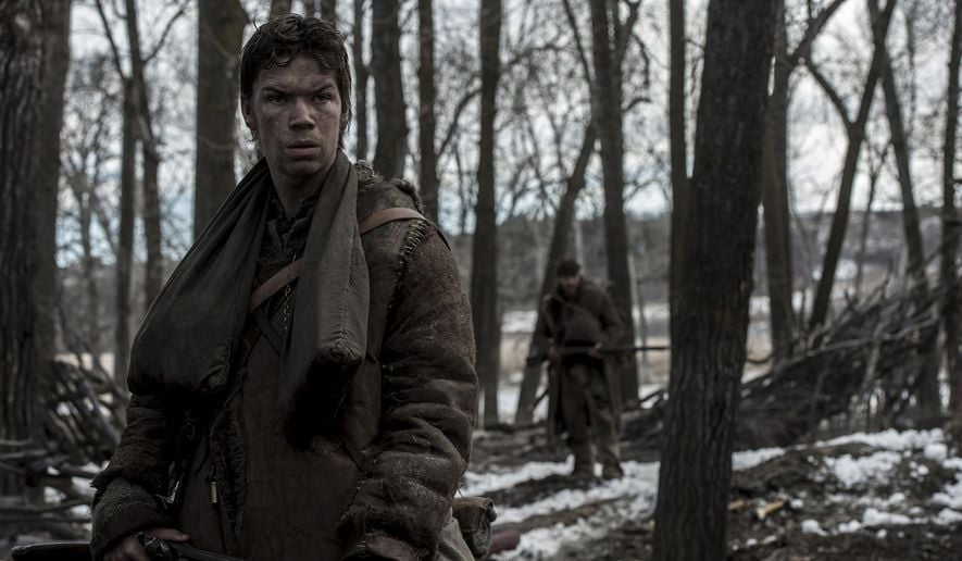 Will Poulter as Jim Bridger Source: Washington Times
