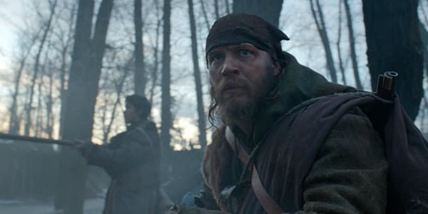 Tom Hardy as John Fitzgerald Source: Cinema Blend
