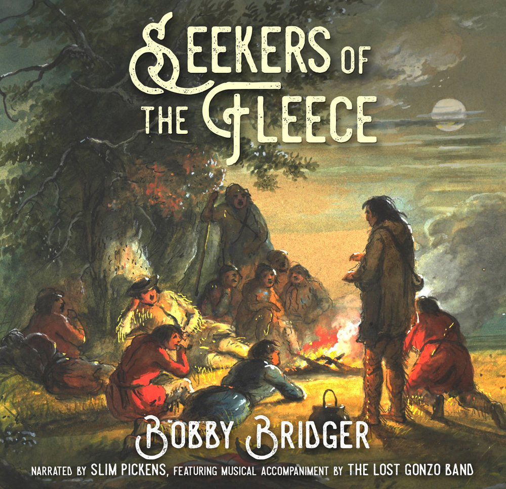 And Hugh Glass In Seekers Of The Fleece Will Remind The Listener Of The  Remarkable Ability Of The Human Spirit To Rise Above The Concept Of Revenge  With