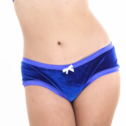 cc9a39078587b Blue Velvet Low Waist Undies  wholesale  ...