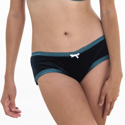 f634186afe893 Green Velvet Low Waist Undies  wholesale  ...