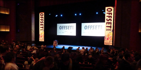 Guest Speaker  OFFSET Dublin, Ireland