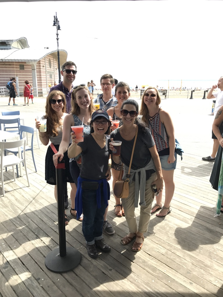 Lab Fun Day, Coney Island 2017