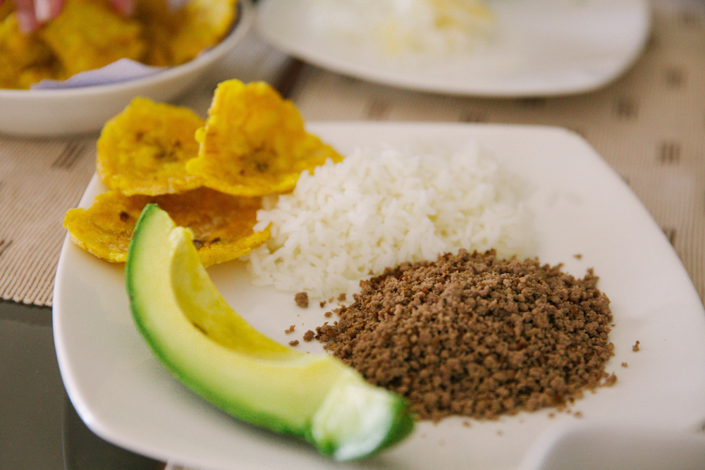 colombian food blog frijoles