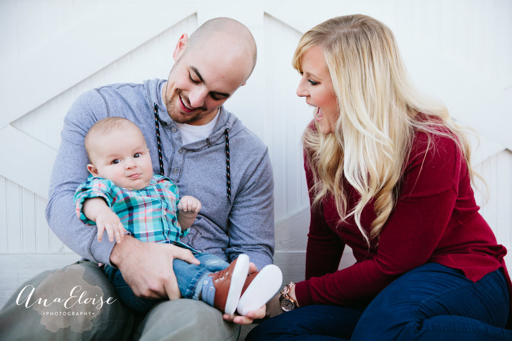 Ana Eloise photography family portraits dallas fort worth