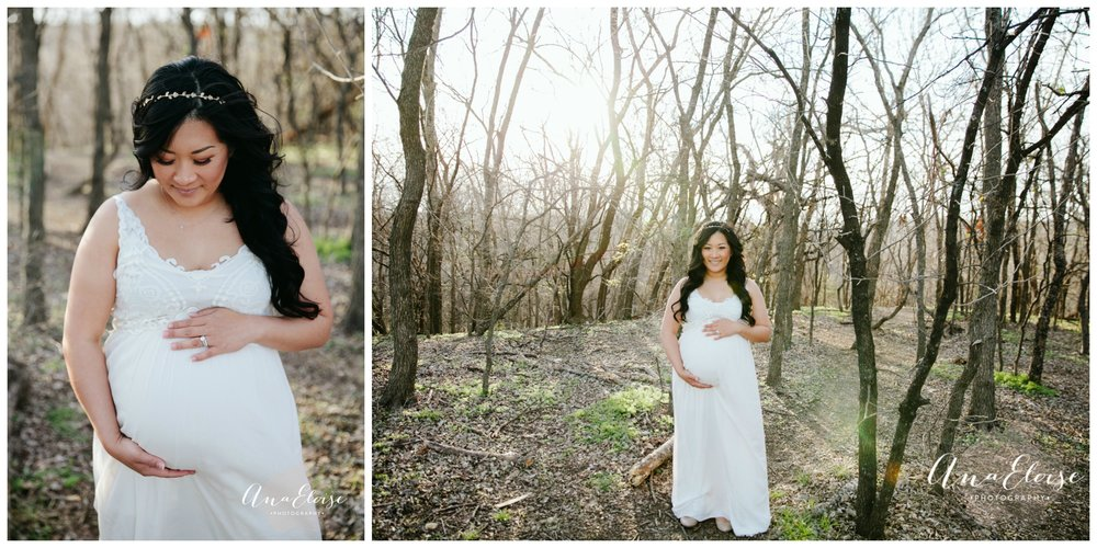 ana eloise photography maternity dallas fort worth photographer