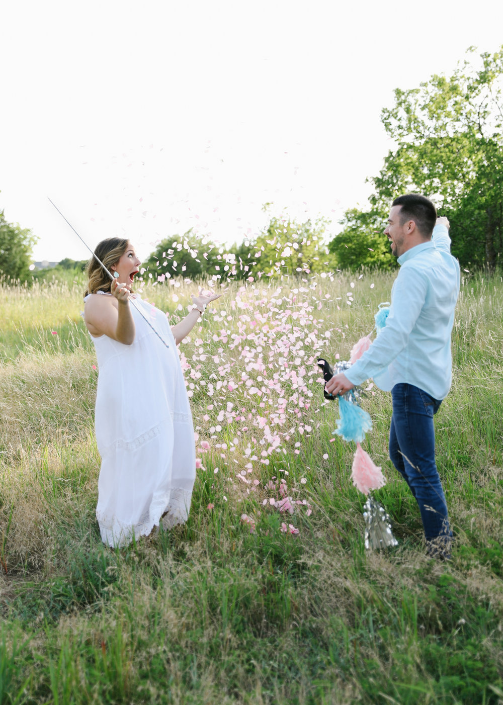 ana eloise photography dallas photography the knot maternity gender reveal