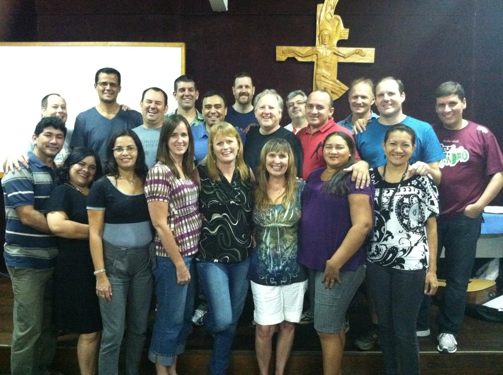 BRAZIL - Pastor's Retreat group shot.JPG